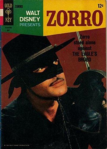 Zorro Comic Book # 2: May 1966