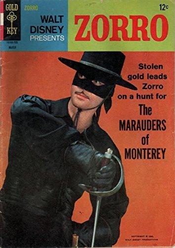 Zorro - Comic Book # 5: The Marauders of Monterey