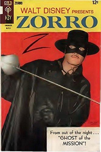 Zorro Original Comic Book # 9