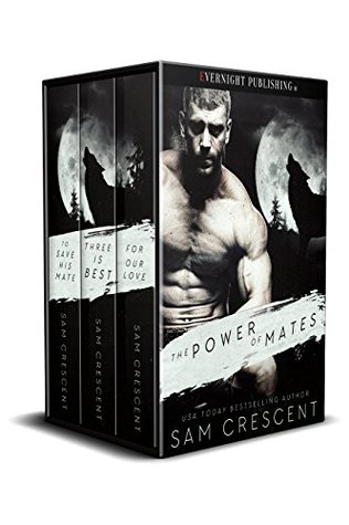 Author Request Book Review: The Power of Mates, Boxed Set by Sam Crescent