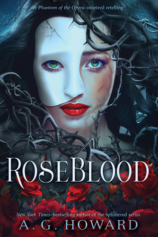 Ebook RoseBlood by A.G. Howard TXT!