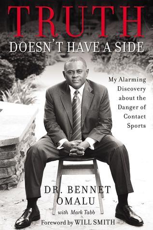 Dr. bennet Omalu book