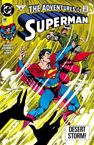 Adventures of Superman (1987-) #490