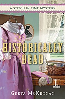 Historically Dead (A Stitch in Time Mystery #2)