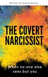 Book cover for The Covert Narcissist