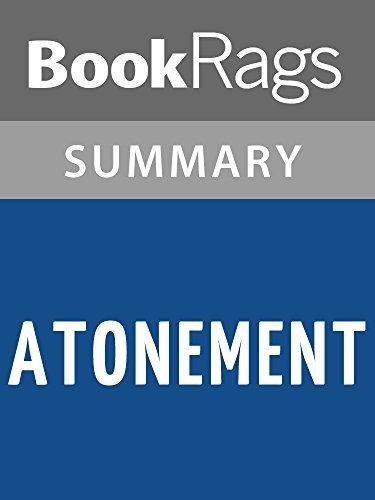 Summary & Study Guide Atonement by Ian McEwan
