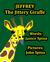 Jeffrey the Jittery Giraffe by Janice Spina
