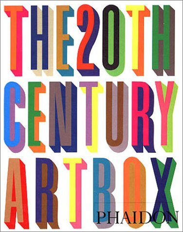 The 20th Century Art Box Greeting Cards: Greeting card box (Selection 1): Box 1