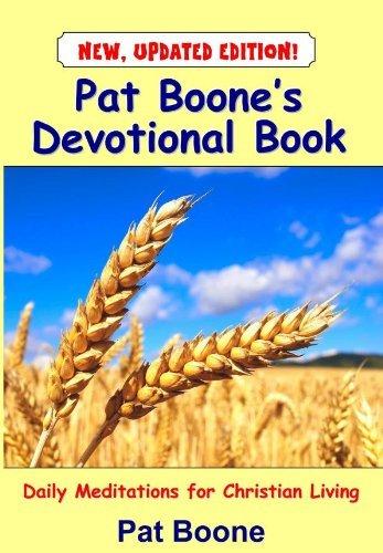 Pat Boone's Devotional Book
