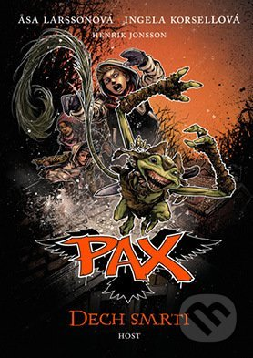 Dech smrti (Pax #7)