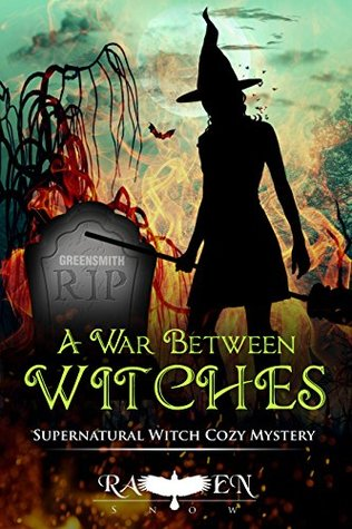 A War Between Witches (Lainswich Witches, #10)