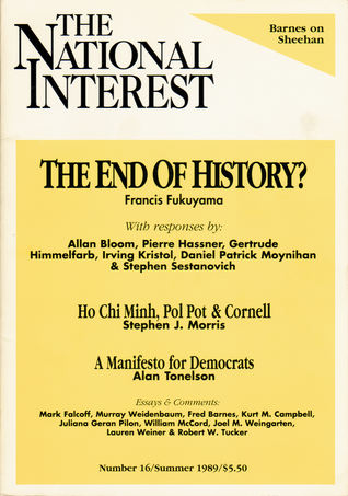 END OF HISTORY FUKUYAMA PDF DOWNLOAD