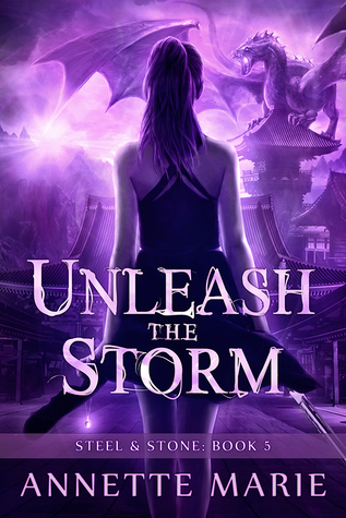 Unleash the Storm (Steel & Stone #5)