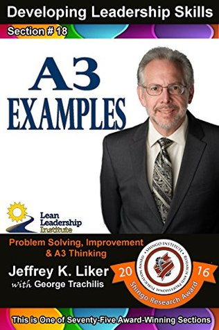 Developing Leadership Skills 18:: A3 Examples - Module 2 Section 11