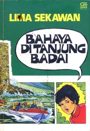 Lima Sekawan: Bahaya di Tanjung Badai