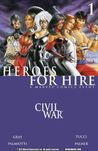 Heroes For Hire #1 by Justin Gray