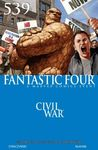 Fantastic Four #539 by J. Michael Straczynski