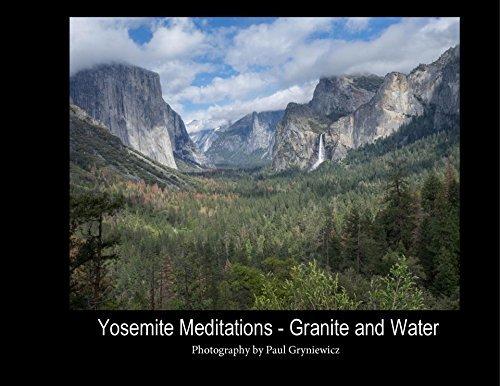 Yosemite Meditations - Granite and Water