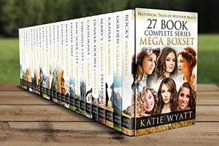 Mail Order Bride 27 Book Mega Box Set (Historical Tales of Western Brides Series)