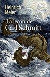 La leçon de Carl Schmitt