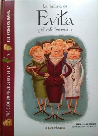 La historia de Evita y el voto femenino