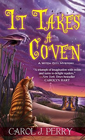 It Takes a Coven by Carol J. Perry