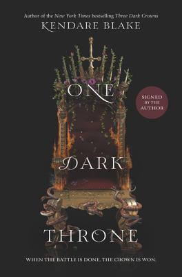 One Dark Throne (Three Dark Crowns #2)