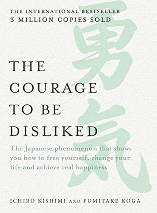 Book the courage to be disliked
