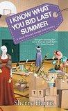 I Know What You Bid Last Summer (Sarah Winston Garage Sale Mystery #5)