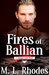 Fires Of Ballian (The Draegan Lords, #3)
