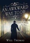 An Awkward Way to Die (Barker & Llewelyn, #8.5)