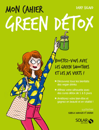 Mon cahier Green Detox