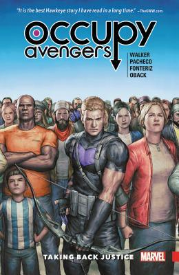 Occupy Avengers, Vol. 1