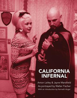 California Infernal: Anton Lavey and Jayne Mansfield por Walter Fischer