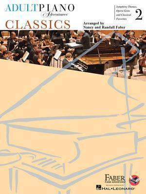 Adult Piano Adventures Classics Book 2 (Piano)