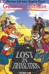 "Geronimo Stilton #19: ""Lost in Translation"""