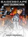 Sage Escape: Adult Coloring Book