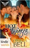 Hot Wings (Paranormal Dating Agency; Aurora Champions, #1)