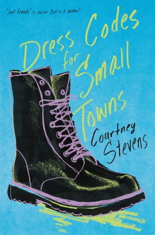 Jacket image of Dress Codes for Small Towns by Courtney Stevens
