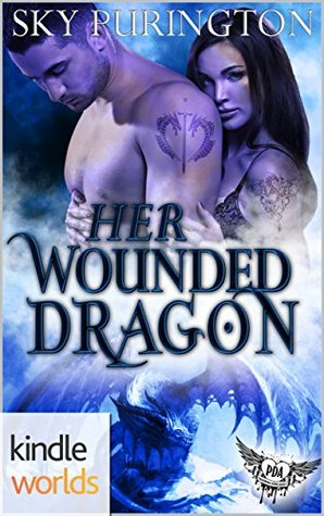Her Wounded Dragon (Paranormal Dating Agency; Viking Ancestors' Kin #4.5)