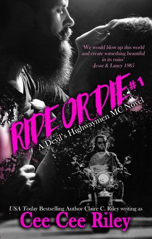 Release Day: Ride or Die by Cee Cee Riley