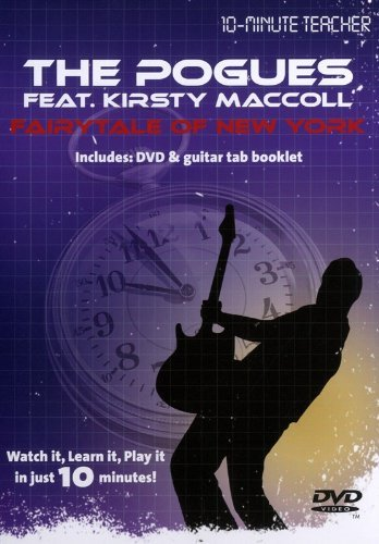 10-Minute Teacher: The Pogues/Kirsty MacColl - Fairytale Of New York. For Guitar, Guitar Tab