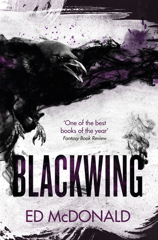 Blackwing (The Raven's Mark, #1)