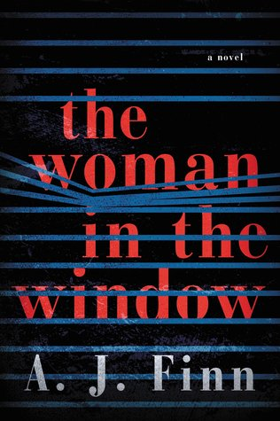 Image result for The Woman in the Window by A. J. Finn cover