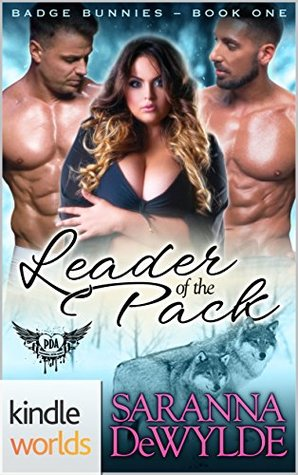 Leader of the Pack (Paranormal Dating Agency; Badge Bunnies #1)