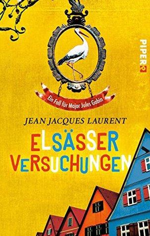 Elsässer Versuchungen (Jules Gabin #3)