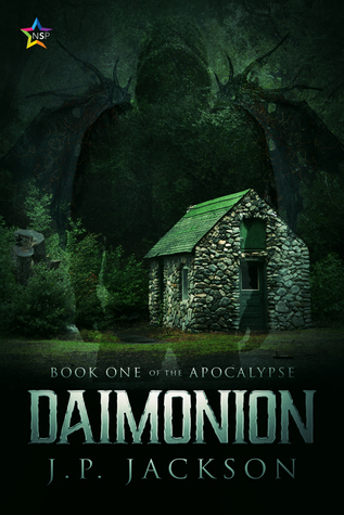 Book Review: Daimonion (The Apocalypse #1) by J.P. Jackson