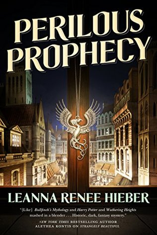 Perilous Prophecy (Strangely Beautiful #5)