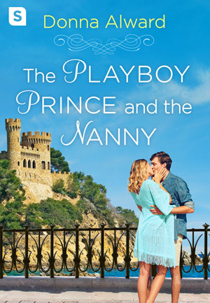 The Playboy Prince and the Nanny (Royal Duology #1)