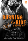 Burning to Ride (Raising Hellfire MC, #1)